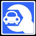 車のメンテナンス logo