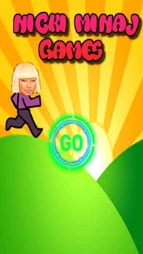 Nicki Minaj:Run Fall Game