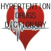 Hypertension Drugs Dictionary