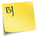 BJ Memo Widget icon