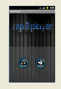 MP3 Player + Itunes - screenshot thumbnail