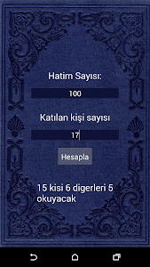 Hatimator screenshot 1