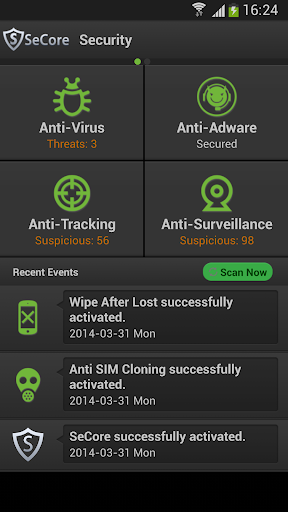 AntiSpy Spyware Cleaner
