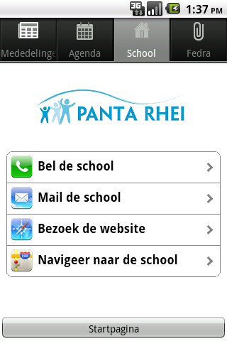 De Panta Rhei - screenshot