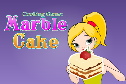 Cooking Game : Marble Cake