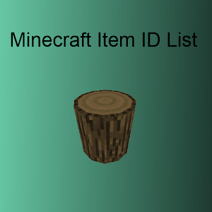 Item ID List for Minecraft - Android Apps on Google Play