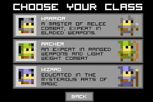 Screenshot of Legends of Yore
