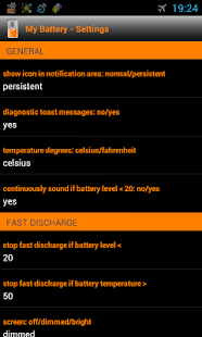 My Battery info discharge- screenshot thumbnail