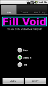 FillVoid