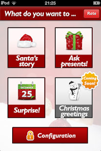 Tell me Santa Christmas Wish - screenshot thumbnail