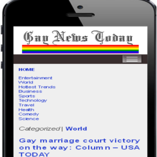 Gay News Today