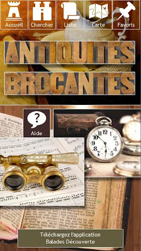Antiquites Brocantes