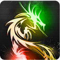 Battery Tribal Dragon LWP icon