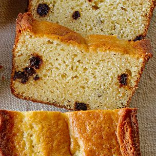 Cherry-Almond Quick Bread Recipe