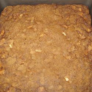 German Apple Pudding Cake.