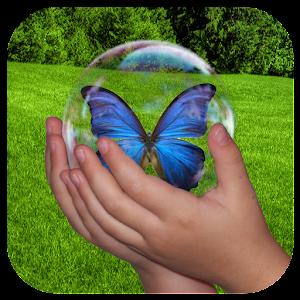 Bubble Nature Kids Game Free