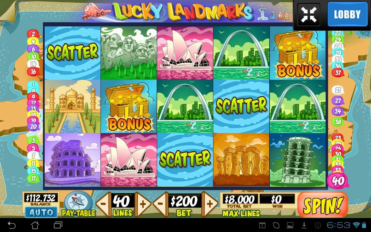 slotbuster frree slot games