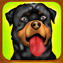 Dog Agility Obstacle Race icon