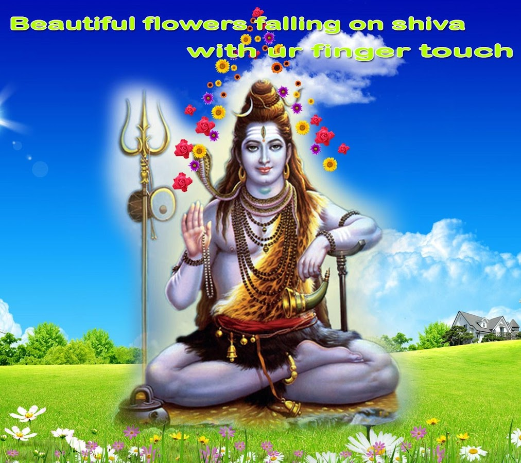 Shiva Live Wallpaper 2014 - screenshot