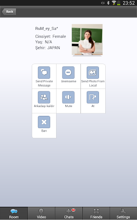 Video Chat Rooms - Look2cam 1.1.1 screenshot 639595