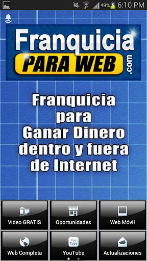 Franquicia Para Web