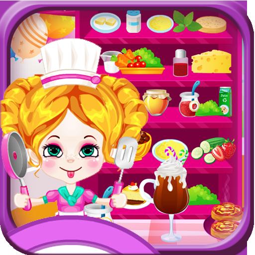 Gingerbread Tiramisu Cooking LOGO-APP點子