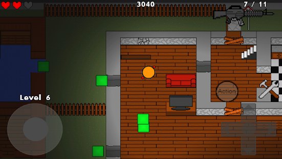 Zombie Cubes - screenshot thumbnail