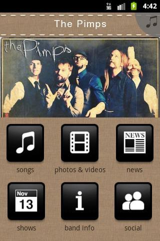 The Pimps - screenshot