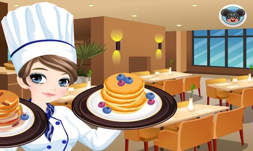 Pancakes – cooking game