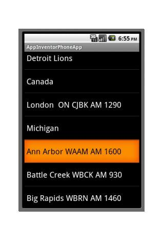 【免費運動App】Detroit Football Radio-APP點子