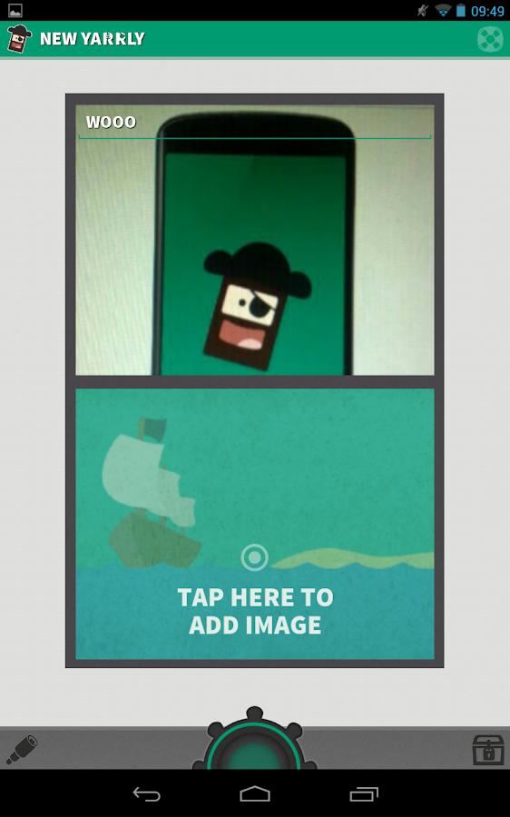 Yarrly - screenshot
