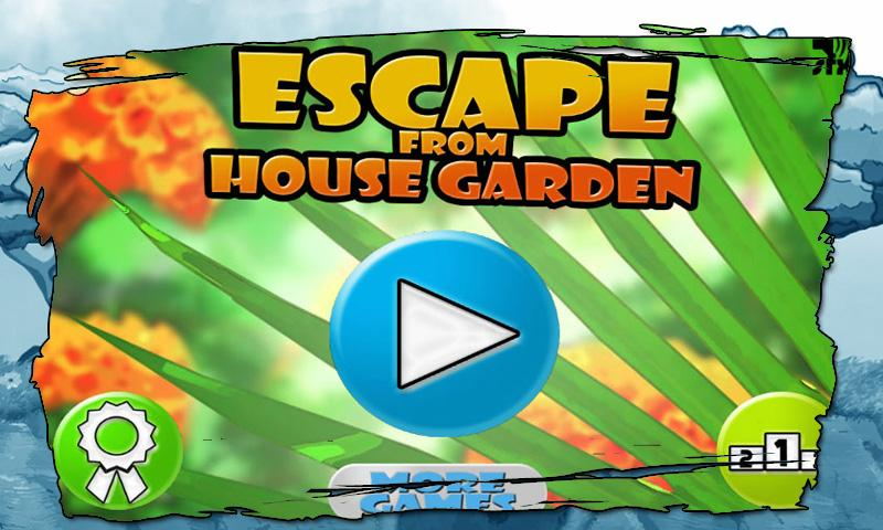 Escape from House Garden- screenshot
