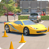 3D Car Tuning Park Simulator