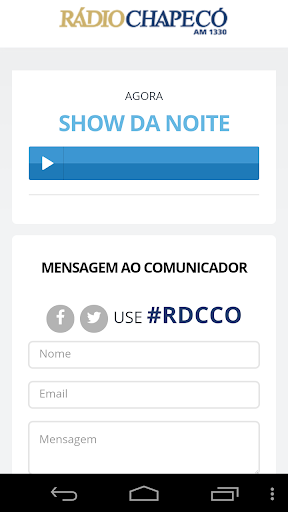 Rádio Chapecó AM