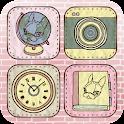 Crystal Ball Icon-Pastel Icon icon