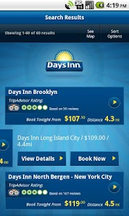 Days Inn - screenshot thumbnail