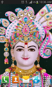 Swaminarayan Live Wallpaper screenshot 1