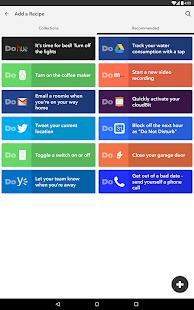 DO Button by IFTTT Screenshot 13