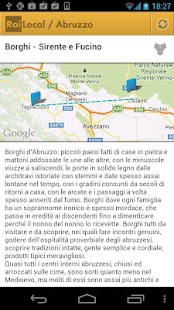 Abruzzo Rai Local - screenshot thumbnail