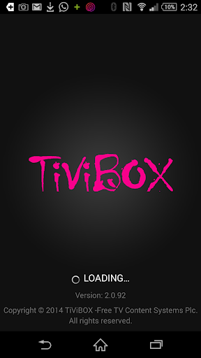TiViBOX Free Live TV