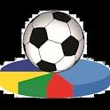 Danish Belgium Footbal History logo