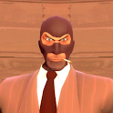 TF2 Soundboard – Spy logo