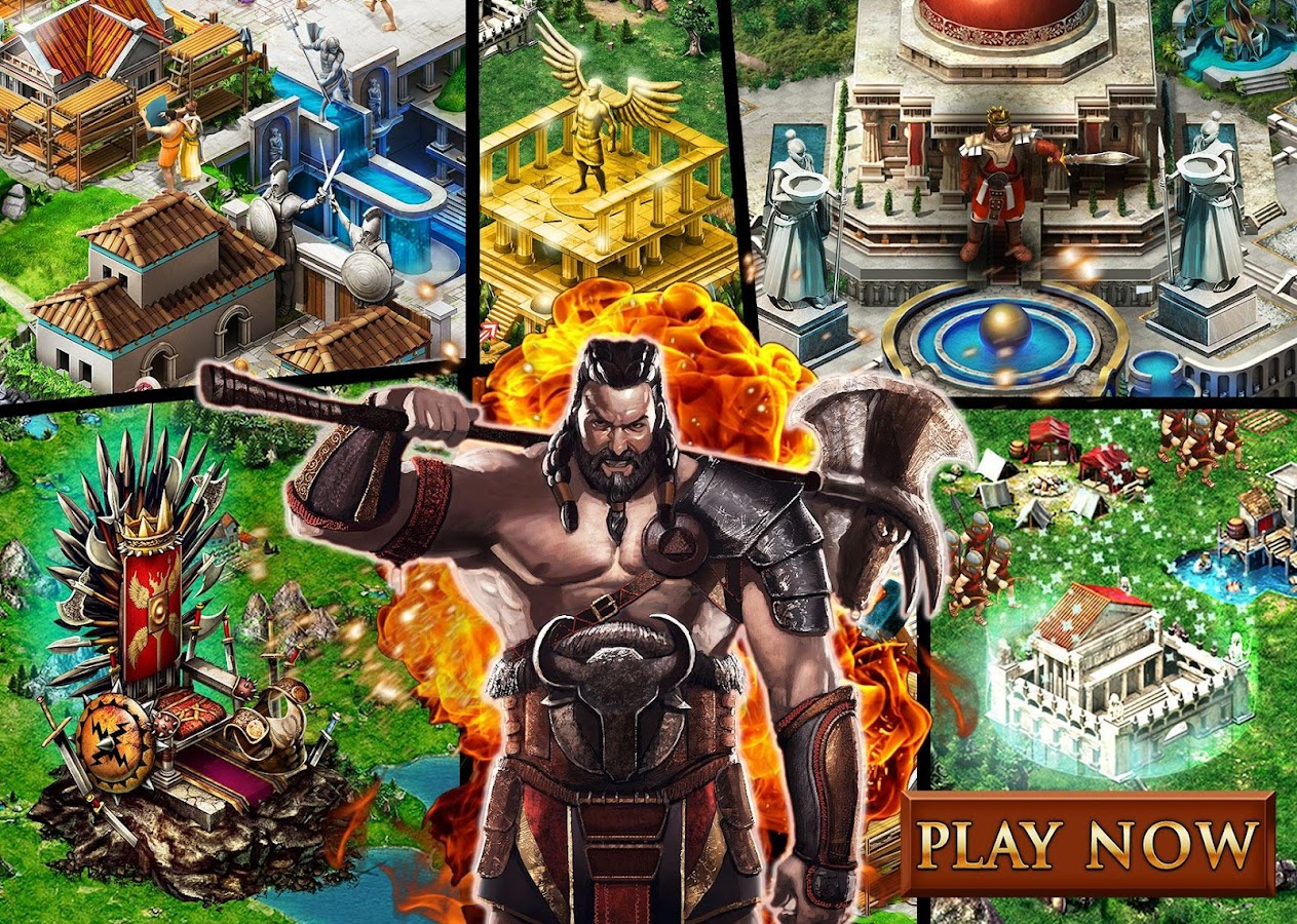 Game of War - Fire Age- screenshot