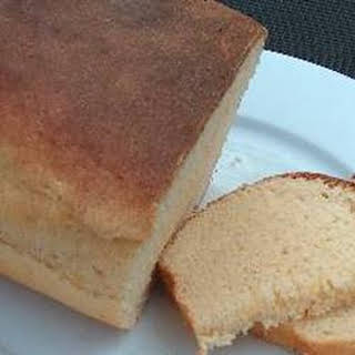 Cheddar Cheese Bread.