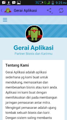 【免費商業App】Gerai Aplikasi-APP點子
