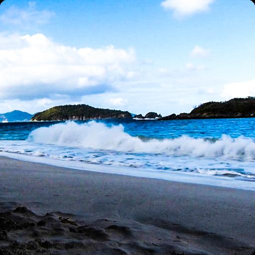 Ocean Waves Live Wallpaper 48 LOGO-APP點子