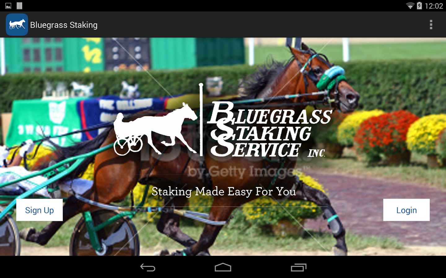 Bluegrass Staking- screenshot