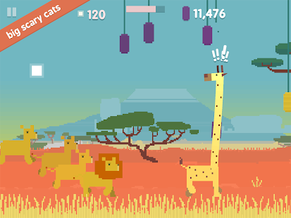 oh my giraffe- screenshot thumbnail