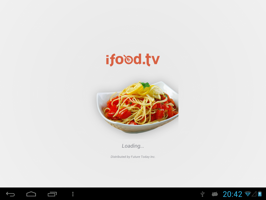 ifood.tv recipe videos - screenshot