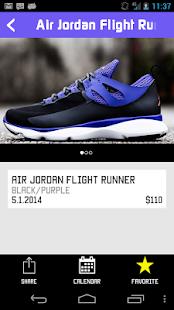 SC – Nike/Jordan Release Dates